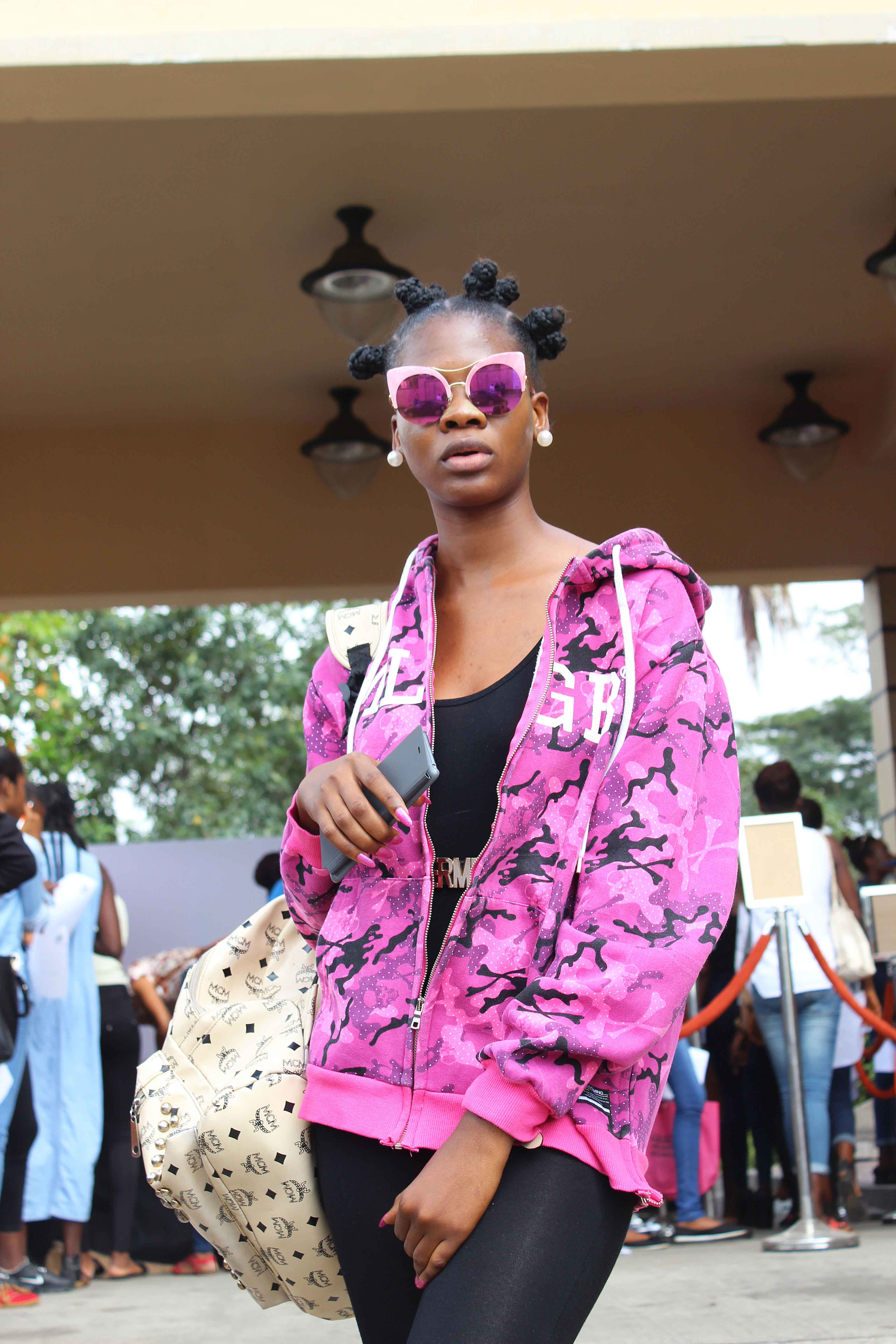 What the Models Wore: GTBank Fashion Weekend Casting Call thumbnail