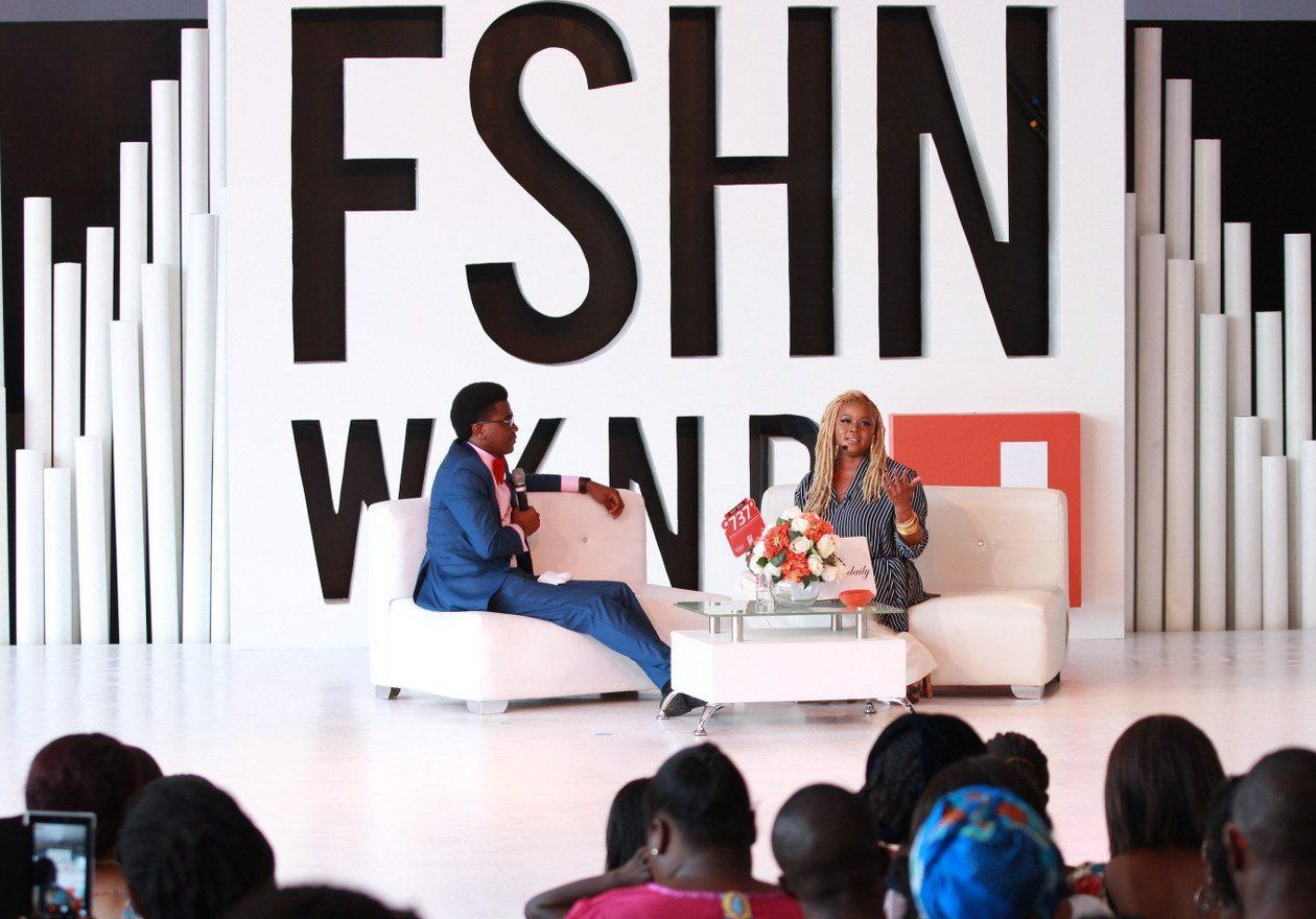 Blogging 101 At The #GTBankFashionWeekend With Claire Sulmers thumbnail