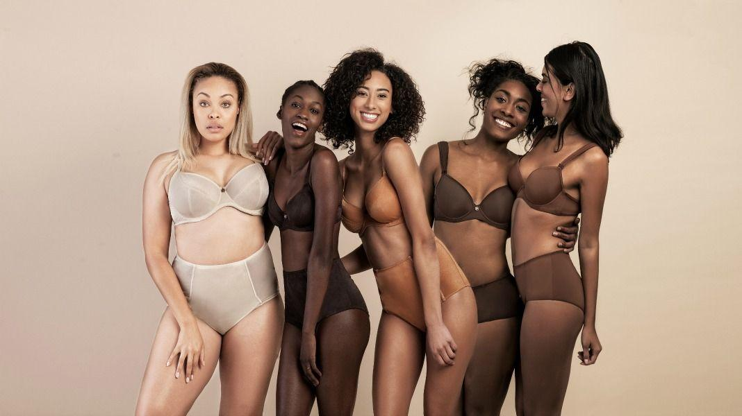 Finally, Nude Lingerie For Women Of Color That's Actually Nude thumbnail