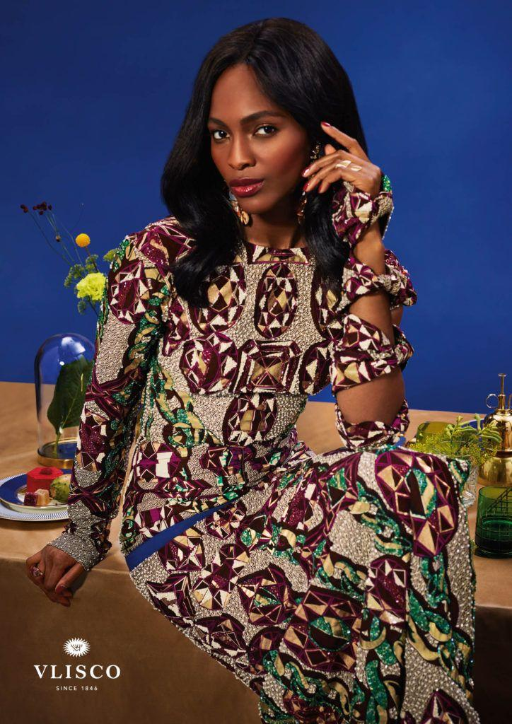 The Vlisco X Lisa Folawiyo Collab Proves Prints Are Here To Stay thumbnail